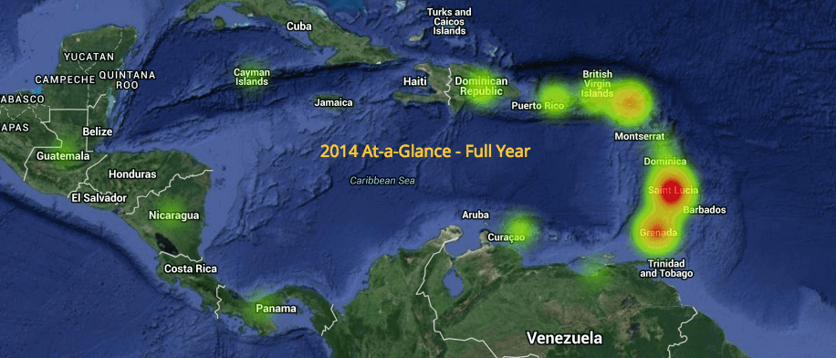2014 At-a-Glance