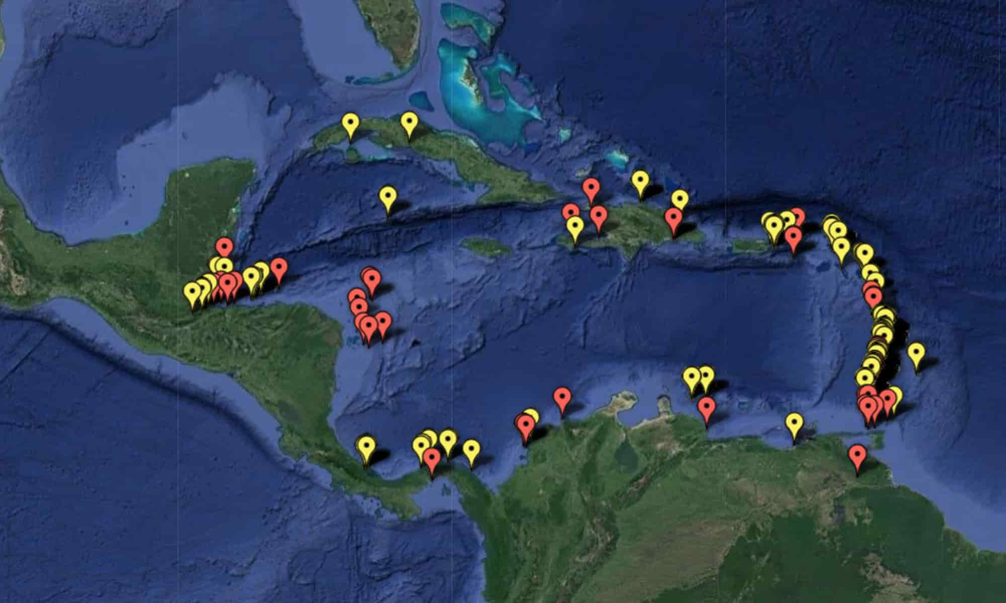 Total 10+ Year CSSN Report Database | Caribbean Safety and Security Net